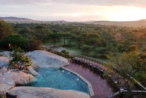 The Seronera Wildlife Lodge
