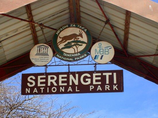 Serengeti National park entrance fees