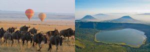 4 Days Serengeti and Ngorongoro