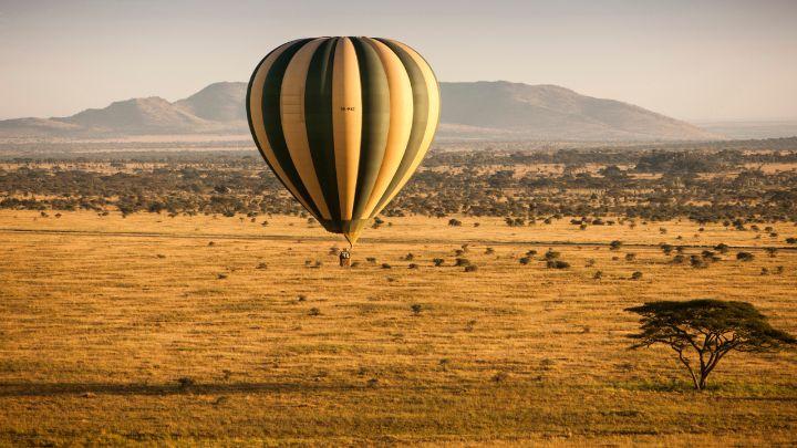 4 days Seronera flying safari