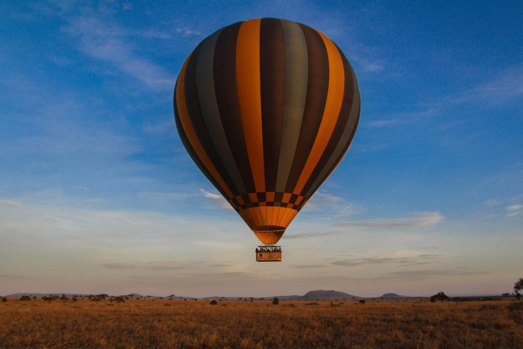 Activities in Serengeti National Park