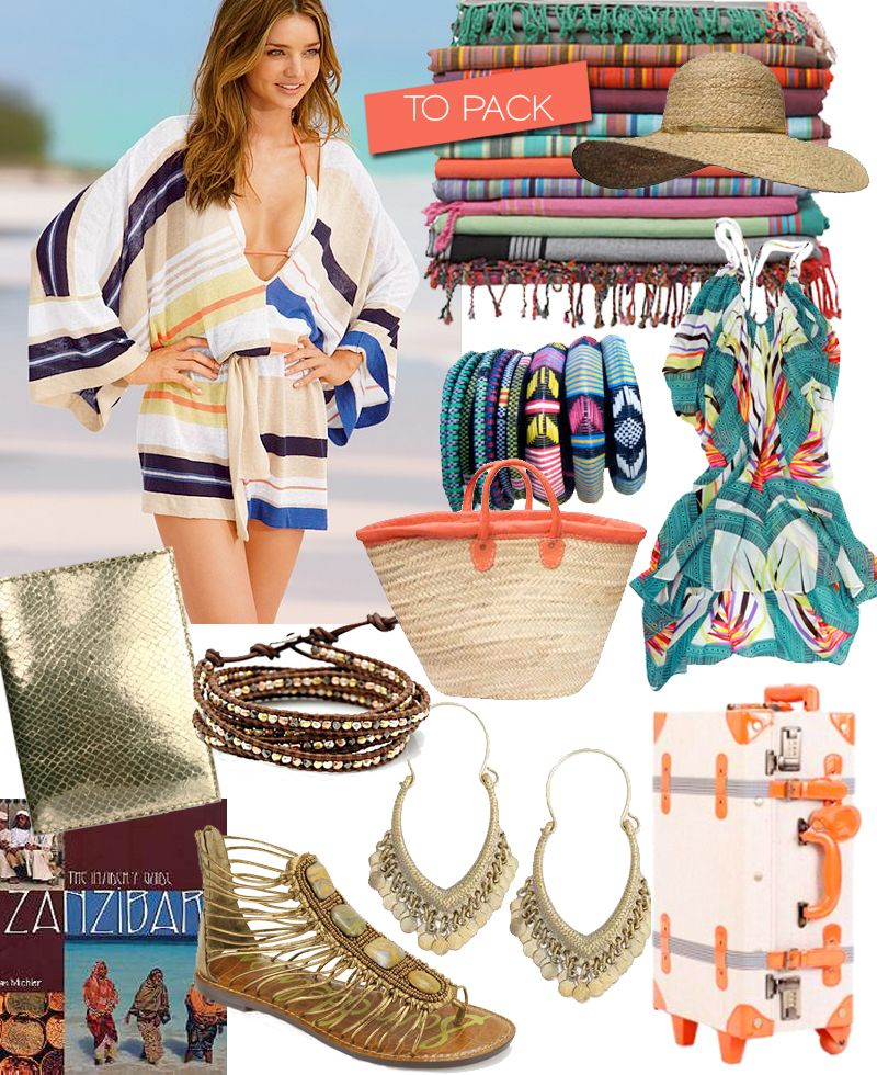 Zanzibar-What should I Pack?